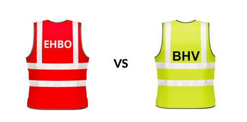verschil EHBO en BHV